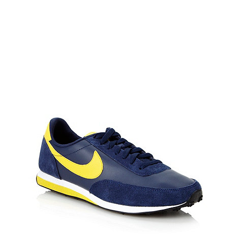 Nike - Navy +Elite Si+ trainers