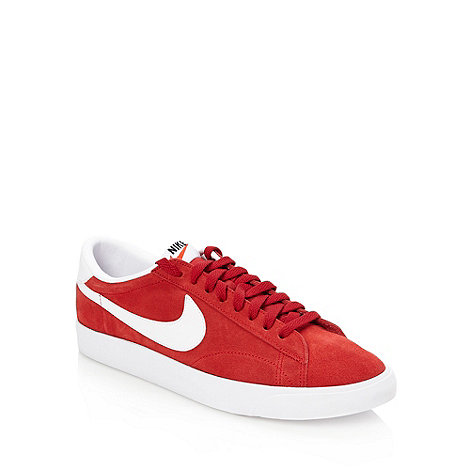 Nike - Red +Tennis Classic+ trainers