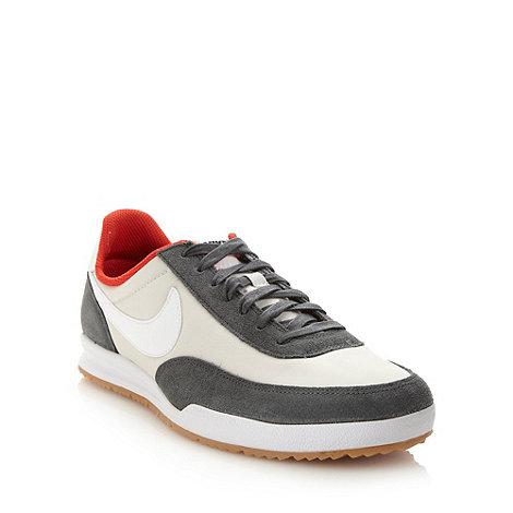 Nike - Grey +Elite+ trainers