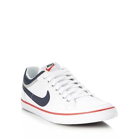 Nike - White +Capri III+ trainers