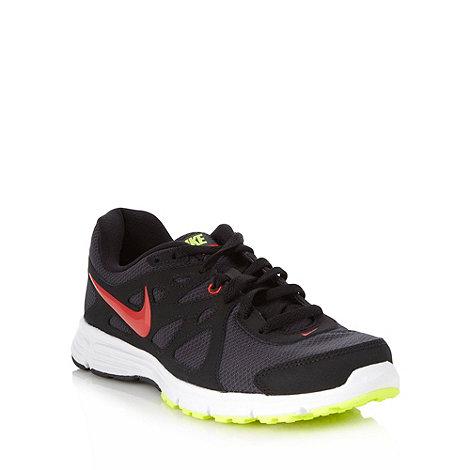 Nike - Black +Revolution  2+ trainers