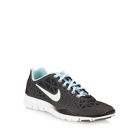 Nike - Black +Free Hypercool+ trainers
