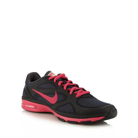 Nike - Black +Dual Fusion+ trainers