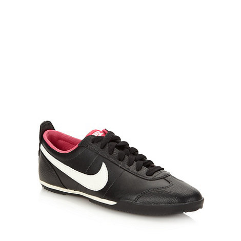 Nike - Black +Fivekay+ trainers