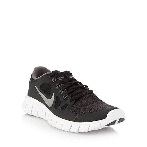 Nike - Black +Free 5+ trainers