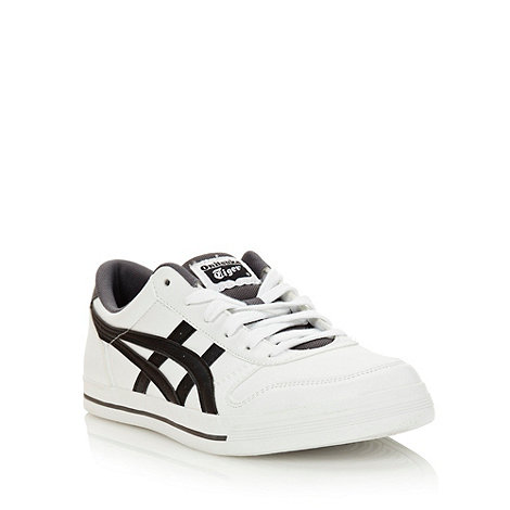 Onitsuka Tiger - White 'Aaron' basketball trainers