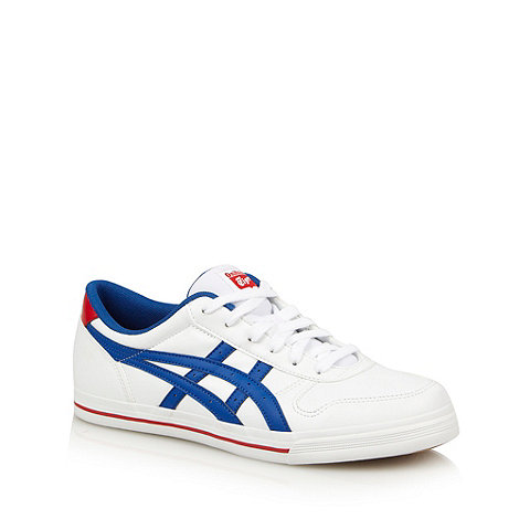 Onitsuka Tiger - Royal blue +Aaron+ trainers