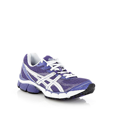 ASICS - Purple +Gel Pulse 5+ trainers
