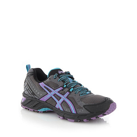 ASICS - Dark grey +Gel Enduro 8+ trainers