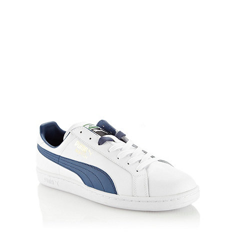 Puma - White +Match Solid+ trainers