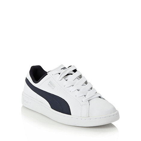 Puma - White +Match+ trainers