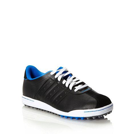 adidas - Black +Adicross II+ wide fit trainers
