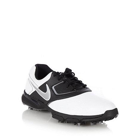Nike - White +Heritage II+ trainers