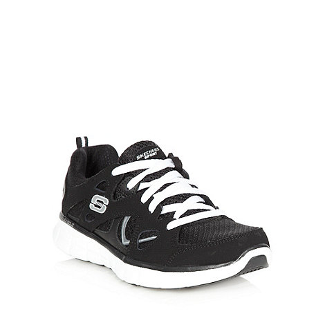 Skechers - Black +Synergy+ trainers