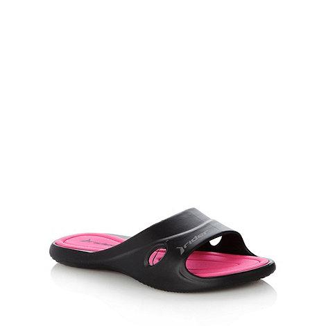 Rider - Black +no slide+ sandals
