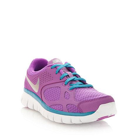 Nike - Purple +Flex 2012+ trainers