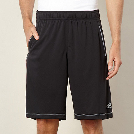 adidas - Black +ClimaChill+ shorts