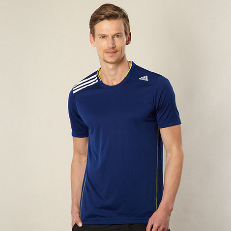 adidas - Navy +Chill+ t-shirt