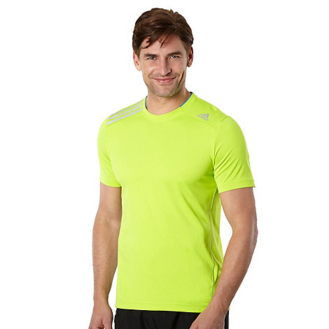 adidas - Lime +ClimaChill+ t-shirt