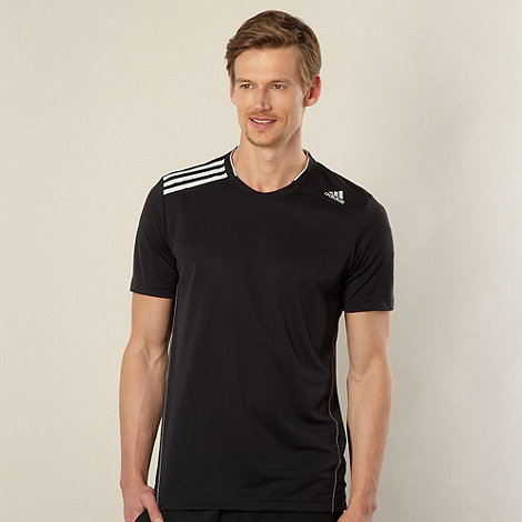 adidas - Black +Chill+ t-shirt