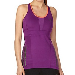 adidas - Purple 'Super Nova' vest