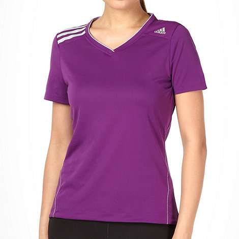 adidas - Purple +Chill+ t-shirt