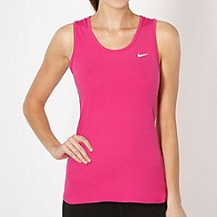 Nike - Pink fitness tank top