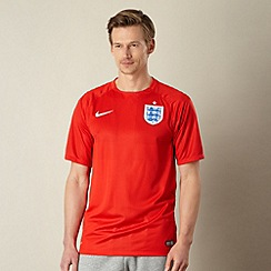 Nike - Red England World Cup 2014 Away Shirt