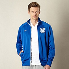 Nike - Blue 'Core Trainer' jacket