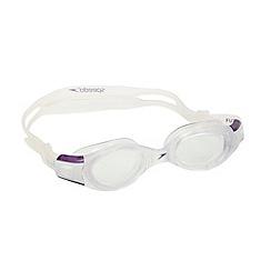 Speedo - Purple 'Futura Biofuse' goggles