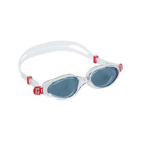 Speedo - Red training swimming goggles