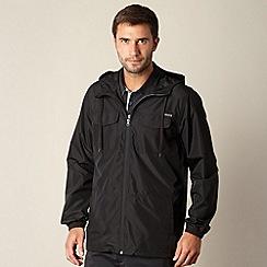 Oakley - Black zipped wind jacket
