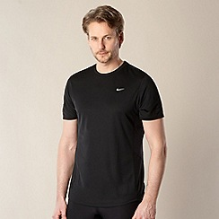 Nike - Men's black race t-shirt