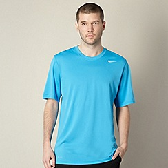 Nike - Bright blue 'Legend' t-shirt