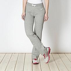 Nike - Grey sweat jogging bottoms