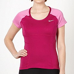 Nike - Pink short sleeved top