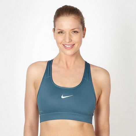 Nike - Grey sports bra