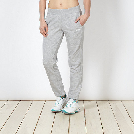 Reebok - Grey cuffed women+s pants