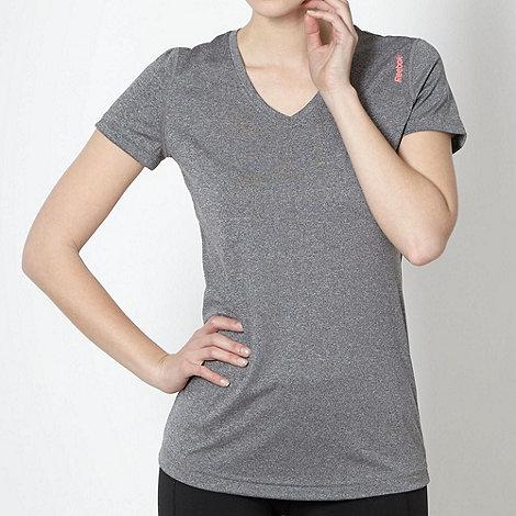 Reebok - Grey workout t-shirt