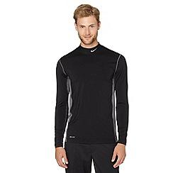 Nike - Black 'Core' golf base layer top