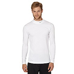 Nike - White 'Core' golf base layer top