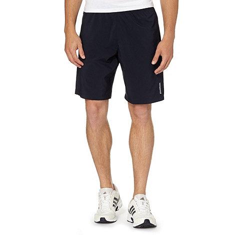 Reebok - Navy woven gym shorts