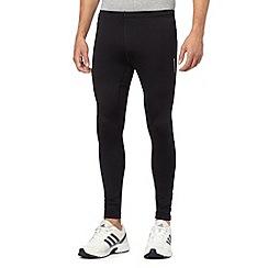 Reebok - Black long running trousers
