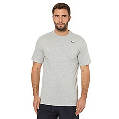 Nike - Grey 'Dri-FIT' t-shirt