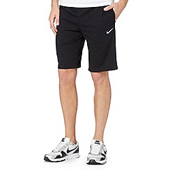Nike - Black 'Crusader' gym shorts