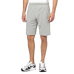 Nike - Grey men's sports shorts