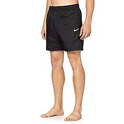 Nike - Black woven shorts