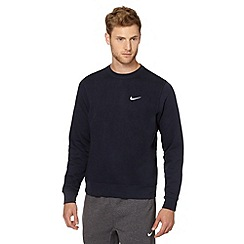 Nike - Navy brushed inner sweater