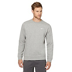 Nike - Grey brushed inner sweater