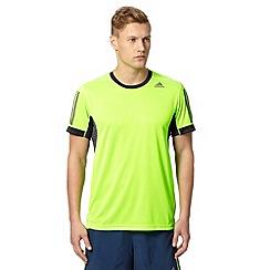 adidas - Green neon sports t-shirt